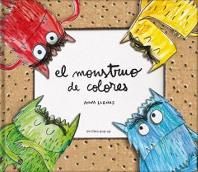 El Monstruo de Colores: aprendiendo sobre los sentimientos –