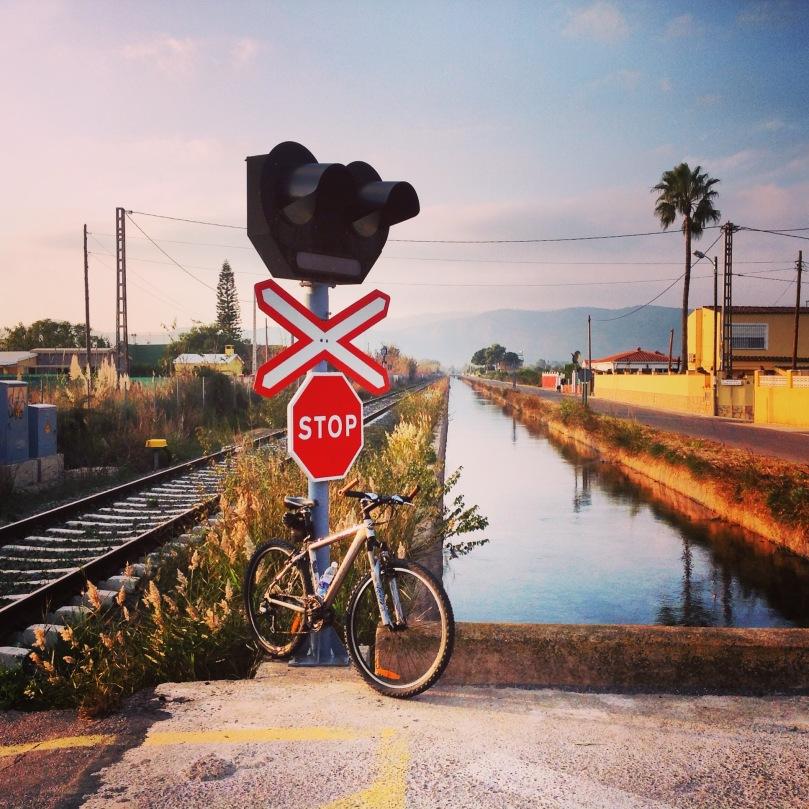 Castellon pedalar 2 tren
