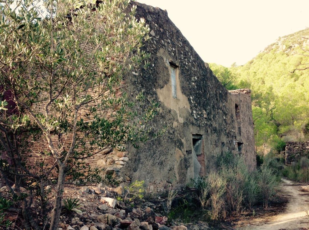 Castellon pedalar 7 casas