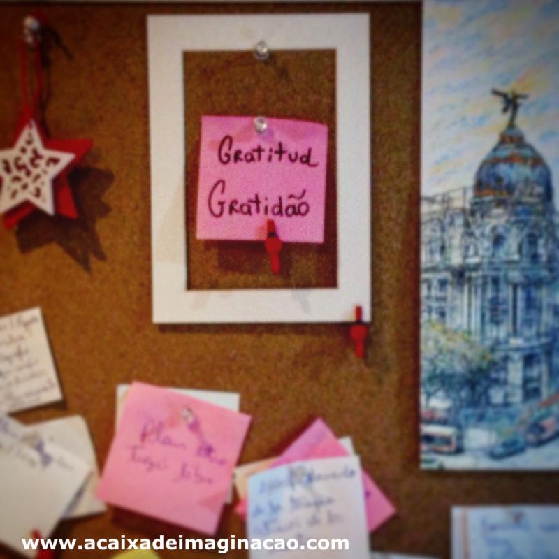 enseñar la gratitud claudine bernardes