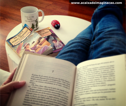 mulher lendo mujer leyendo amor pela leitura