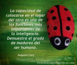 empatía por Augusto Cury