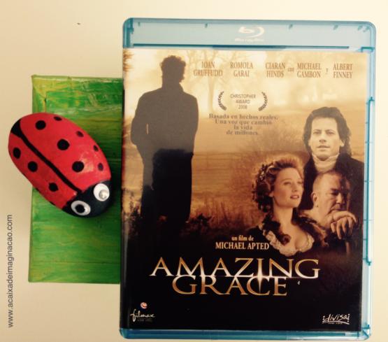 reseña película Amazing Grace
