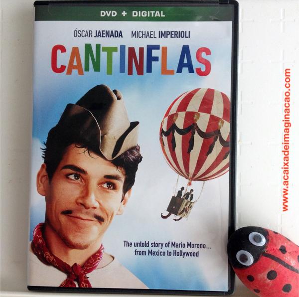 reseña Cantinflas la caja de imaginación