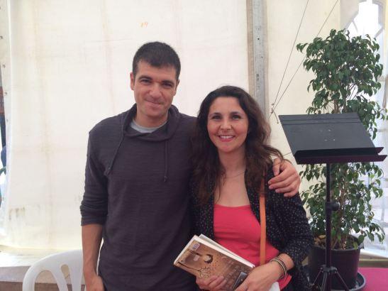 Feria del Libro Eloy Moreno