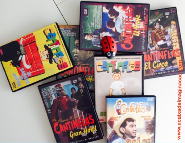 Películas filmes de cantinflas
