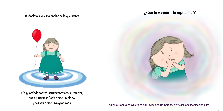 cuento interactivo cuentoterapia infantil ilustrado
