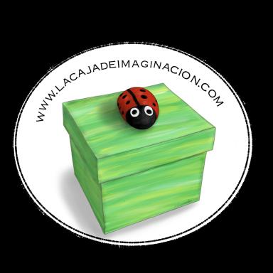 Logo la caja de imaginación 2017