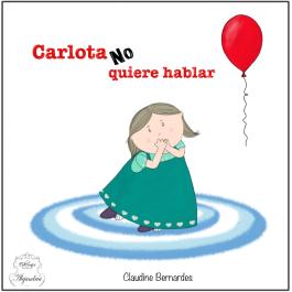 Portada Carlota no quiere hablar