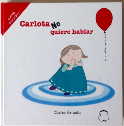 2 Carlota no quiere hablar portada