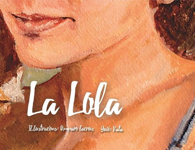 1 - La Lola tapa- Kata