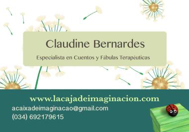 Tarjeta Claudine
